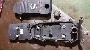 Dodge Ram 6 7l Cummins Oem Used Upper And Lower Valve Cover Assembly 4944083