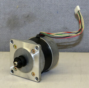 Ead Eastern Air Devices Inc Za23eck 3a3 Stepping Stepper Motor
