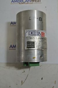 Delta M Corporation Level Transmitter Lc2000 Used