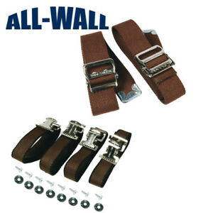Dura stilt Strap Kit Leg Foot Toe Straps For Full Set Of Dura Iii Or Iv