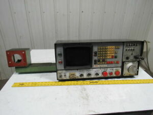 Fanuc System 6t Operator Interface Control Panel W arm From A Wasino Lg71