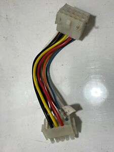 Speed Queen Huebsch Stack Dryer Microprocessor Wiring Harness Assy 430330p Used