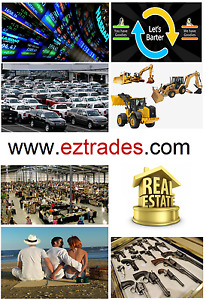 Eztrades com Premium Website Investment Domain Name