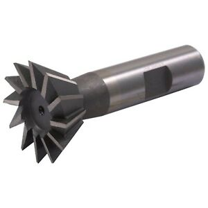 Brand New Hhip 2006 0216 1 3 8 Inch 60 Degree Hss Dovetail Cutter