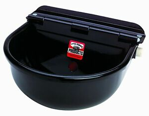 Brand New Little Giant Epoxy coated Steel Automatic Stock Waterer Black