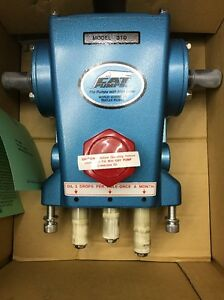 Cat Pump Rear Crankcase With Plungers Cat Pump 310 Brand New