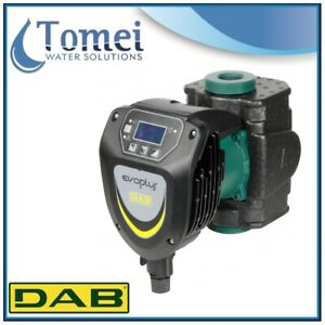 Dab Wet Rotor Electronic Circulator Evoplus Small 60 180xm 100w 240v 180mm Z2