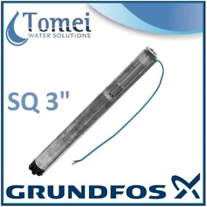 Grundfos Submersible Water Pump 3 Well Borehole Sq 1 65 1 00kw 230v 50 60hz Z2