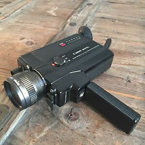 rare canon 310xl super 8 movie film camera
