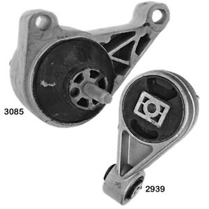 Transmission Motor Mounts Front Right Rear Set 2 0 L For Ford Focus