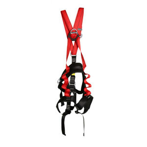 Rock Tree Climbing Full Body Harness Protect Belt Fall Arrest For Caving