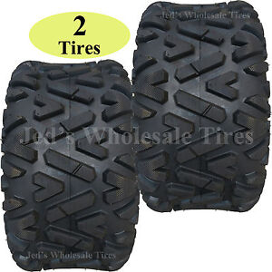 2 25x10 14 Big Horn Copy Atv Mini Truck Tire Barrage 6pr 25x10 00 14 25 10 14