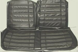 1970 Dodge Coronet 440 Super Bee Front Bench Rear Seat Covers Pui