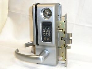 Schlage Locknetics Cm5596 mgk Computer Managed Or Stand Alone Mortise