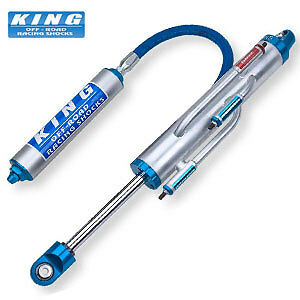 King 3 5 Pure Race Series Bypass Remote Reservoir Shock 5 Tube 20 Travel