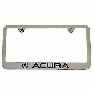 Acura License Plate Frame In Stock | Replacement Auto Auto Parts Ready To Ship - New and Used ...