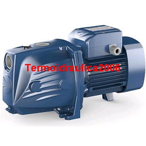 Self Priming Jet Electric Water Pump Jsw 2cx 1hp 400v Pedrollo Z2