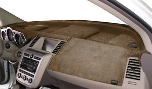 Gmc Sonoma S15 1986 1993 W Vents Velour Dash Cover Mat Mocha