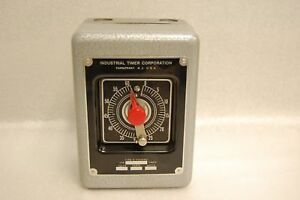 Industrial Timer Co Timer Cycle Pab 1s