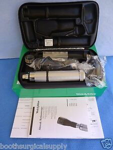 Welch Allyn Retinoscope Diagnostic Set 18320 c New in box