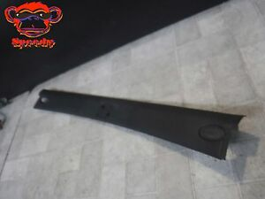 90 91 92 93 94 Mazda Miata Rear View Mirror Ceiling Trim Molding Top Oem Black