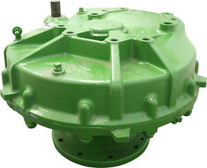 Fd9650l Reman Final Drive Heavy Duty Lh For John Deere 9650 9650cts Combines