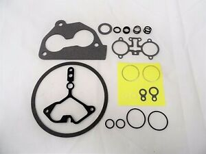 Gm Tbi Throttle Body Rebuild Kit Twin Injector Pod Repair Gasket Seal O Ring
