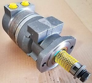 New Parker Motor Tf 0100 a b 03 0 aaab 6 1 Cubic Inch Displacement
