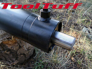 28 30 Ton Oem Hydraulic Log Splitter Cylinder 4 5 Bore X 24 Stroke Double Act
