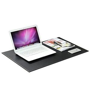 Natamo Ultra smooth Pu Leather Desk Mat 29 5 17 7 Office Supply Protective Pad