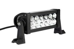 6in 36w Led Light Bar Spot Flood Combo Jeep Offroad Fog Driving Lamp
