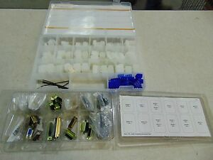 Amp Amplimite 37 Position Assortment Amp Sealed Mate n lok Connector