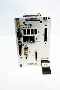 National Instruments Ni Pxie 8133 1 73 Ghz Quad core Pxi Express Controller