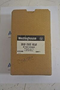 Westinghouse Bst on On Delay Timer New In Box