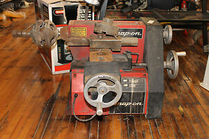 Snap on Disc Drum Brake Lathe Model 102 Columbus Ohio Local Pickup Only