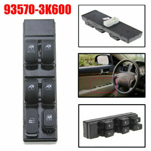 Front Left Side Power Window Master Control Door Main Switch For Hyundai Sonata