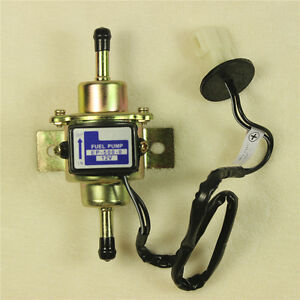 Low Pressure Gas Diesel Electric Fuel Pump New 12v Universal