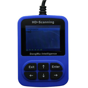 Heavy Duty Truck Scanner Code Reader For Sterling Paccar Stery Peterbilt Foden