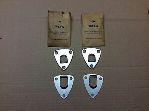 1950 S Ford Chrysler Sun Visor Bracket Repair Shields