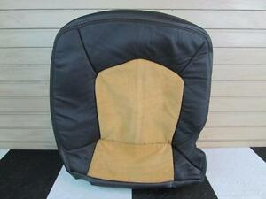 2012 Cadillac Cts V Left Rear Saffron Seat Bottom Cover Lh 20820444