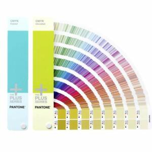 Pantone 2018 Gp5101 Cmyk Plus Series Coated Uncoated Guide Free Software