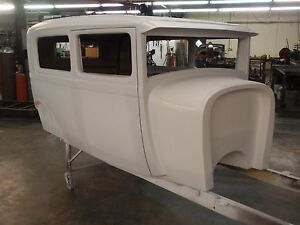 1928 1929 Ford Model A Sedan Body Hotrod Streetrod Custom