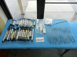 Acumed Hall Smith Nephew Zimmer Surgical Orthopedic Pins Wires Instruments