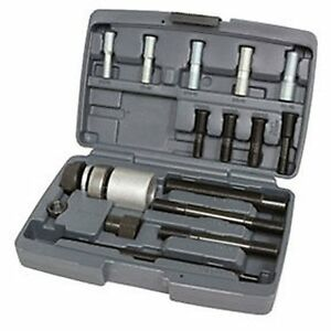 Lisle Tool 53760 Harmonic Balancer Installer With 12 Adapters