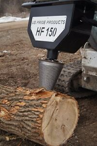 Us Pride Products Hands Free Long Splitter Hf 250 Wood Log Shear