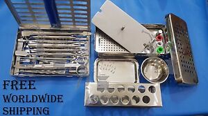 Prf Grf rgf Kit Implant Dental Surgery Dentist Instruments Premium Quality