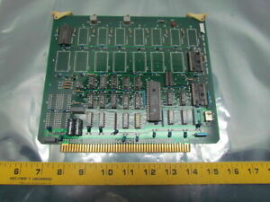 Japax Inc Cpu 02c Pc Circuit Board Card