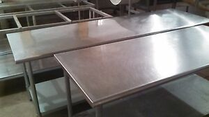 Stainless Steel Table 7081