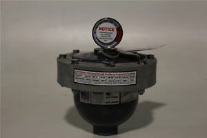 Blacoh Fluid Control Sentry Pulsation And Surge Control C1311h