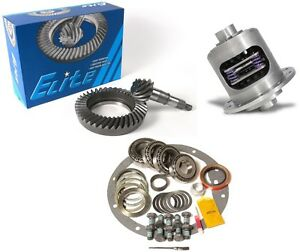 Gm Chevy 12 Bolt Car 3 73 Elite Ring And Pinion Duragrip Posi Gear Pkg